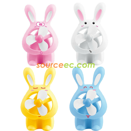 Easter gift usb rabbit fan sourceec corporate gifts singapore negle Choice Image